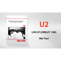 U2 - 2 Dvds Ao Vivo (loreley 1983 + Glastonbury 2011)