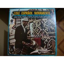 Vinil Cole Español Novamente - Nat King Cole