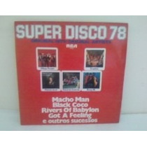 Lp Super Disco 78 - 1978