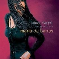 Cd Maria De Barros Danca Ma Mi: Dance With Me