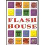 Dvd Flash House - Enigma, Mel & Kim, Technotronic, Adeva