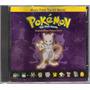 Cd Pokémon The First Movie Encarte Danificado