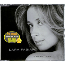 Lara Fabian Cd Single I Am Who I Am Importado Austria - Raro