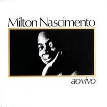 Cd Milton Nascimento - Ao Vivo 1983