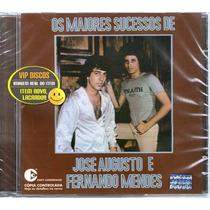 Cd - José Augusto E Fernando Mendes: Os Maiores Sucessos