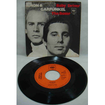 Simon & Garfunkel Compacto Vinil Import The Boxer 45 Rpm