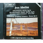 Cd Sibelius - Swanwithe Suite - Neeme Jarvi