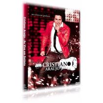 Box Dvd + Cd Cristiano Araújo - Ao Vivo Em Goiania