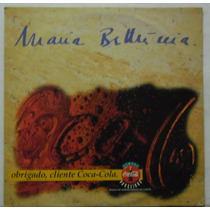 Lp Maria Bethânia - Coca Cola - 1993 - Philips