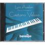 Cd Luiz Avelar Piano Em Homenagem A Caetano Veloso