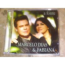 Cd Marcelo Dias & Fabiana - A Fonte (2013)
