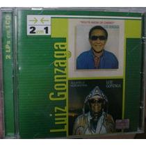 Cd Luiz Gonzaga / 2 Lps Em 1 Cd / Frete Gratis
