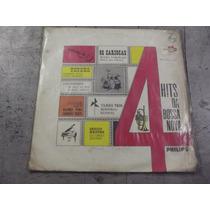 Lp Hits Da Bossa Nova 4 Os Cariocas Jorge Ben Tamba Trio