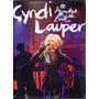 Dvd Cyndi Lauper - To Memphis, With Love - Novo***