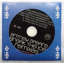 Britney Spears - Break The Ice (remixes) / Cd-single