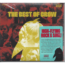 Crow - Best Of - Lançamento Evil Woman - Slow Down - Lacrado