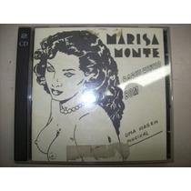 Cd - Marisa Monte -barulhinho Bom-cd Duplo -nacional