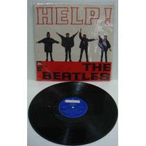Beatles Lp Nac. Help! 1965 Mono Capa Sanduíche 1a. Edição