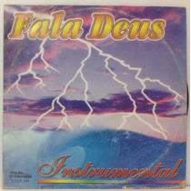 Lp Fala Deus - Instrumental - Voz Da Libertação