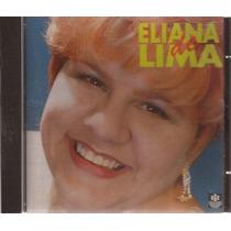 Cd Eliana De Lima - 1996 - Rge - Raríssmo