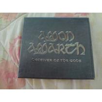 Amon Amarth Cd Importado Deceiver Of The Gods Death Metal