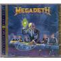 Megadeth Rust In Peace + 4 Bonus Tracks Cd Novo Lacrado