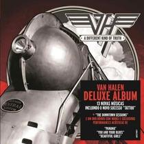 Cd + Dvd - Van Halen - A Different Kind Of Truth - Lacrado