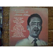 Vinil Lp Anísio Silva - Os Grandes Sucessos