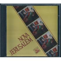 Cd Grupo Elo - Nova Jerusalém [bônus Playback]