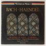 Lp Mestres Da Música - Bach - Haendel - Oratorio - Duplo