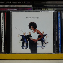 Mpeople / The Best Of Cd ( Dance Pop House ) M People