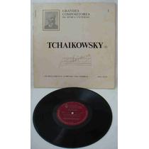 Grandes Compositores Da Música Editora Abril Lp Tchaikowsky