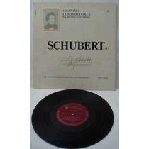 Grandes Compositores Da Música Univers Ed Abril Lp Schubert