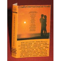 Fita K7 O Melhor Internacional De Novelas 1992