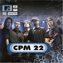 Cpm 22 -mtv Ao Vivo Rock-cd Original Novo Lacrado Raro Veja