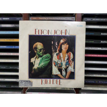 Compacto Elton John E Kiki Dee - Don´t Go Breaking My Heart