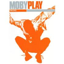 Moby Play - Dvd + Cd Original Raro Fora De Catálogo Confira