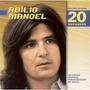 Cd Abílio Manoel Seleção De Ouro Lacrado