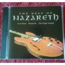Cd Nazareth - The Best Of Nazareth - Novo