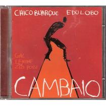 Cd Cambaio Chico Buarque Edu Lobo
