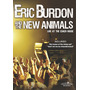 Dvd Eric Burdon & The New Animals = Live In California 1998