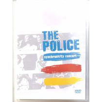 The Police Synchonicity Concert Dvd Lacrado 1983