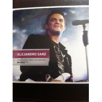 Alejandro Sanz, Cd+dvd Canciones Para Un Paraíso - ,lacrado