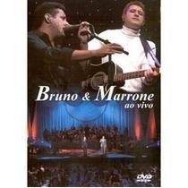 Bruno & Marrone Ao Vivo Dvd Lacrado - Bmg