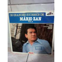 Lp Mário Zan Os Grandes Sucessos Vol. 2
