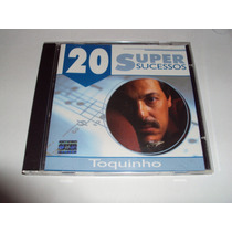 Cd Original - Toquinho Super 20 Sucessos
