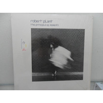 Lp Robert Plant - The Principle Of Moments (led Zeppelin)