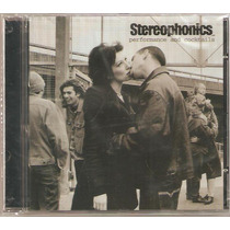 Cd Stereophonics - Preformance And. ( Lacrado ) Roadrunner