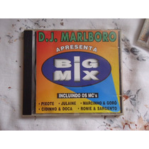Cd Nacional Rap (1996) Raro - Big Mix Dj Malboro