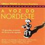 Cd / A Voz Do Nordeste = Luiz Gonzaga, Zé Ramalho, Ednardo,